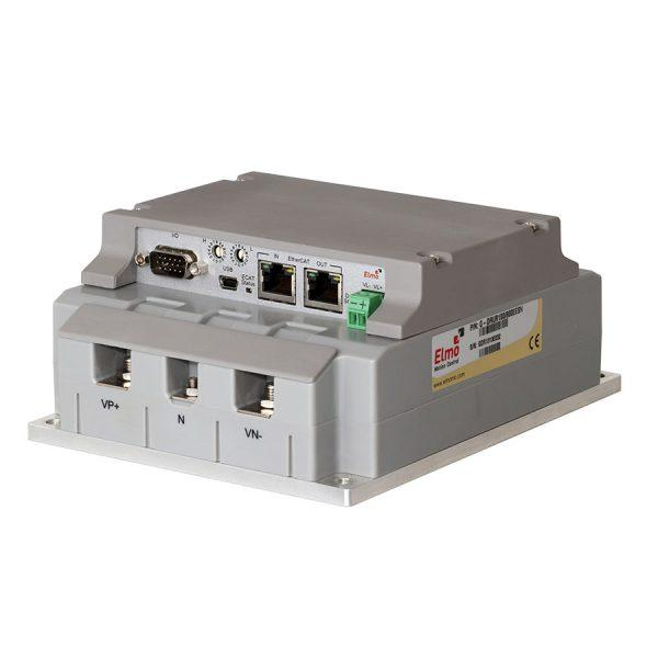Gold Drum HV is a high power and network based servo drive