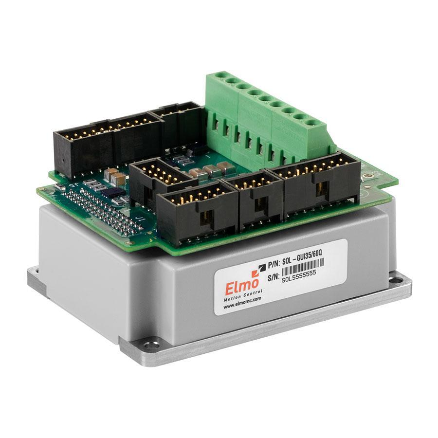 Solo Guitar is a ready to use high power servo drive