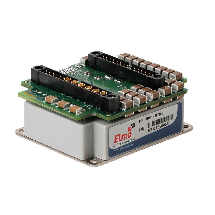 Solo Hornet is a Highly Compact Servo Drive