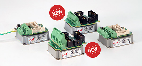 Gold Duet 40 Highly Compact Integrated Servo Drives