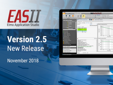 EASII - Elmo Application Studio II Software